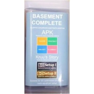 APK Basement Series Planted Aquarium Substrate Additives