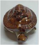 Ceramic Simulation Tortoise Ornaments