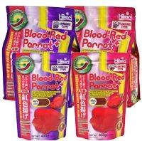 Hikari Blood Red Parrot Plus
