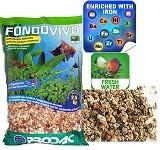Two Pack Prodac Fondovivo Planted Aquarium Power Soil