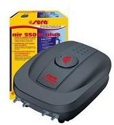 Sera Air 550 R Plus Aquarium Air Pump