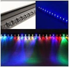 SOBO RGB LED Aquarium Air Bubble Light Bar