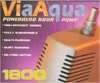 Via Aqua Submersible Water Pump
