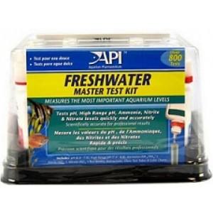 API Freshwater Master Test Kits