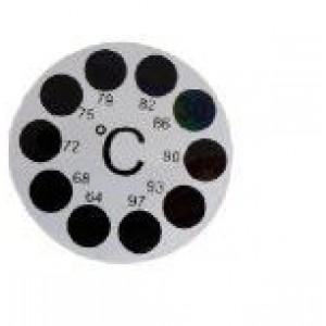 Digital Aquarium Water Thermometer Sticker