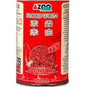 Azoo Boodworms Aquarium Fish Food