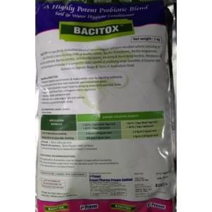 BACITOX Multi Strain Biofloc Probiotic Blend