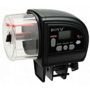 BOYU LED Fish Food Feeder
