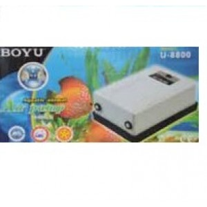 BOYU U8800 Aquarium Air Pump
