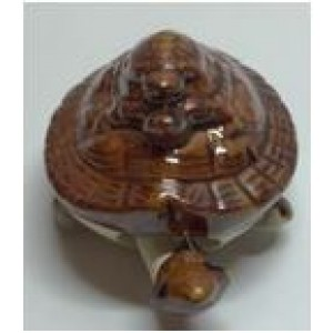 Ceramic Simulation Tortoise Ornaments