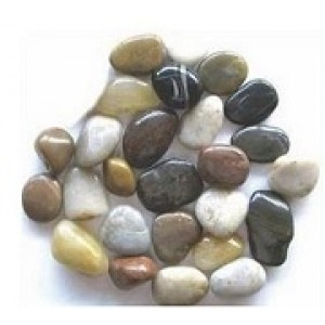 Shiny Multi coloured Pebbles