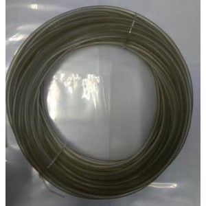Flexible Nylon Clear 4MM Thickness PVC 25M Airline