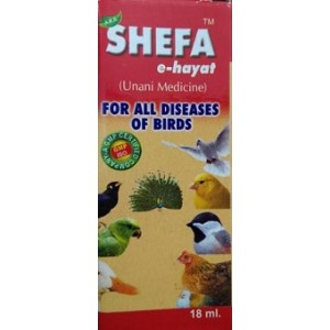 Four PC AKA Chemicals Shefa E Hayat Unani Medicine