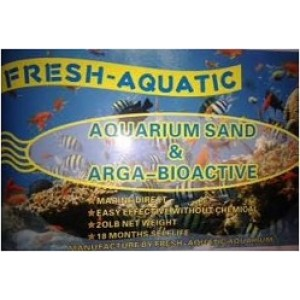 Fresh Aquatic Live Aragonite Substrate