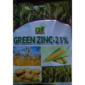 GB Green Zinc 21 Fertilizer