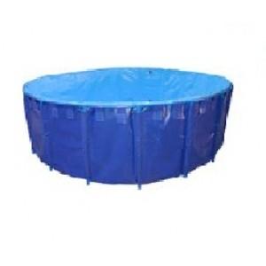 Heavy Duty All Size PVC Bio Flock Aquaculture Tarpaulin