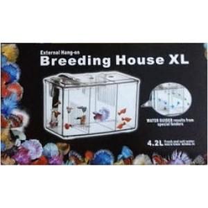 Huey Hung External Hang on Aquarium Breeding House XL