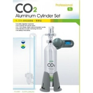 ISTA Professional Face Up 1 L Complete CO2 Kit Set
