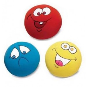 Pet Dog Squeaky Sound Ball Toy
