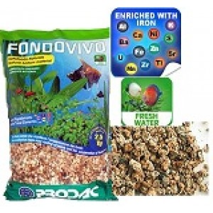 Two Pack Prodac Fondovivo Planted Aquarium Power Soil