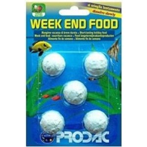 Prodac Week End Food