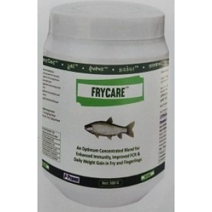 FRYCARE Fingerlings Growth Promoter