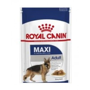 Ten PC Royal Canin Maxi Adult Wet Pouch