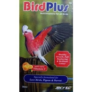 SKYEC Two PC Bird Plus Multivitamin