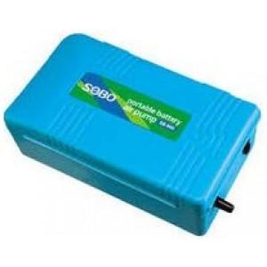 Battery Powered Aquarium Air Pump