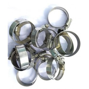 Ten PC 32 To 51MM Air And Water Pipe Big Size Joint Adjustment Ring