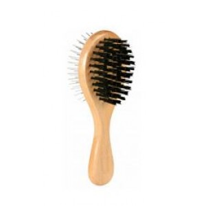 Trixie Double Sided Grooming Brush
