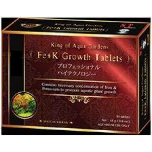 Up Aqua Fe And K Plants Growth Tablets