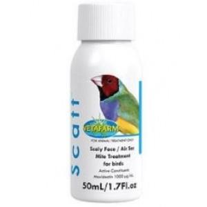 VETAFARM Scatt Aviary Birds Medicine