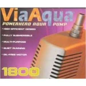 Via Aqua Submersible Water Pump
