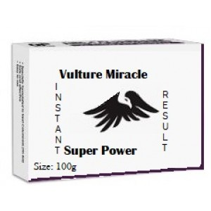 Vulture Miracle Instant Water Filtration Powder