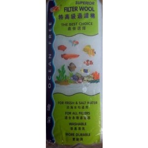 Water Filter Media Pad
